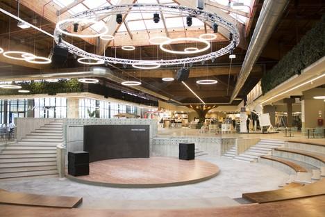 Interview mit Thomas Bartoli, verantwortlicher Architekt von Eataly Design