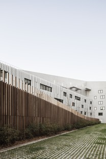 Hardel Le Bihan Architectes Residence Odalys City Paris