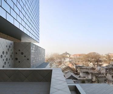 Büro Ole Scheeren Guardian Art Center Peking