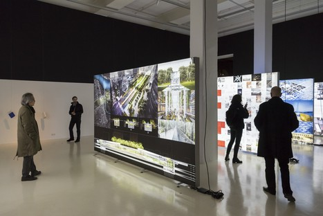 Ausstellung Dominique Perrault The Groundscape Experience Aedes Architecture Forum