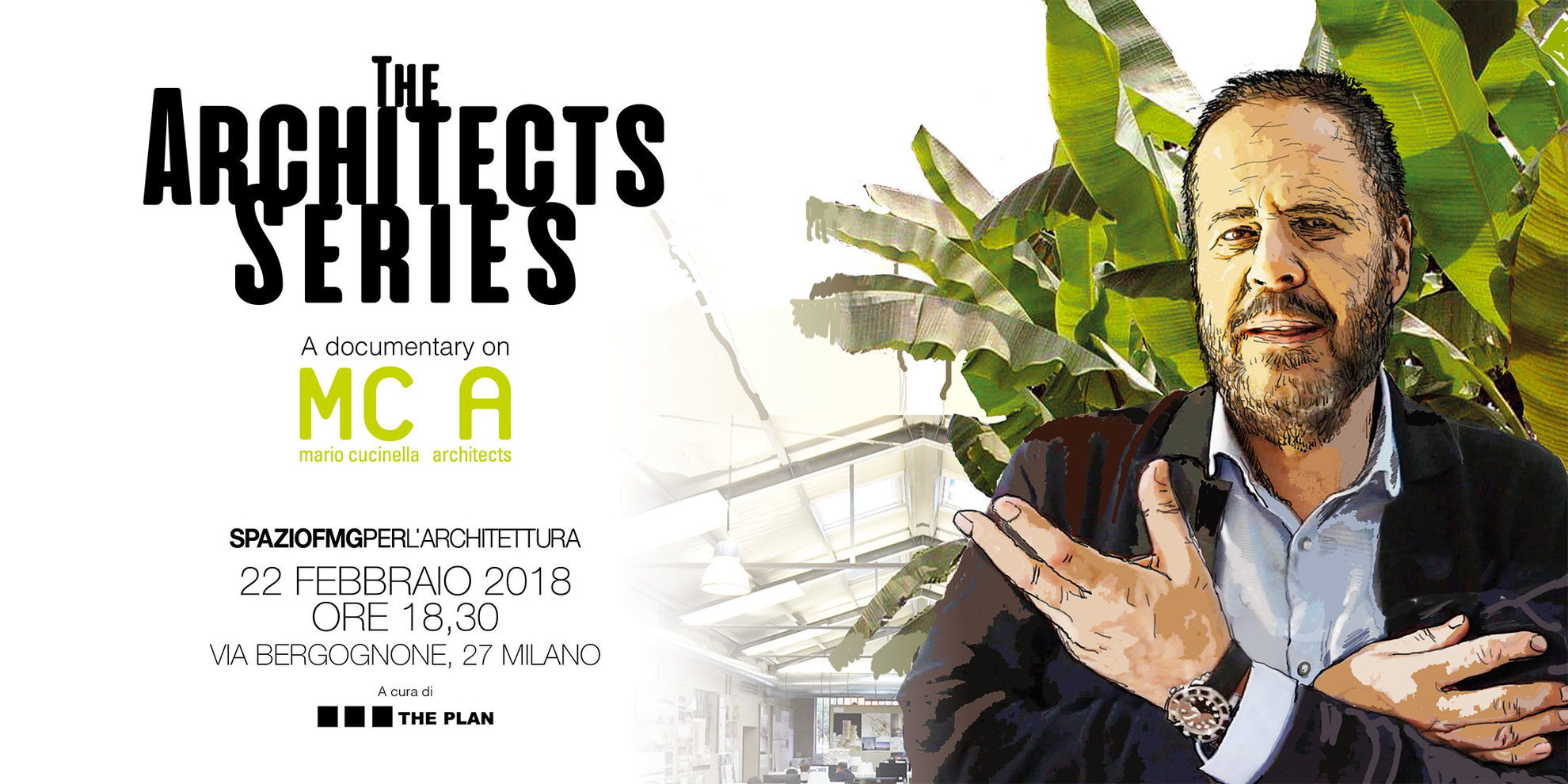 SpazioFMG präsentiert The Architects Series – A documentary on: MC A Mario Cucinella Architects