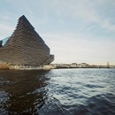 Im September eröffnet das V&A Dundee Museum nach dem Entwurf von Kengo Kuma