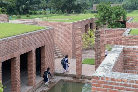 Eine Ausstellung und ein Buch über die Architektur in Bangladesh