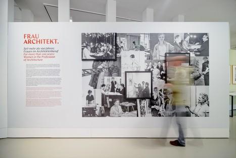 Deutsche Architekturen, Brutalismus und Frauen im Architektenberuf drei Ausstellungen im DAM