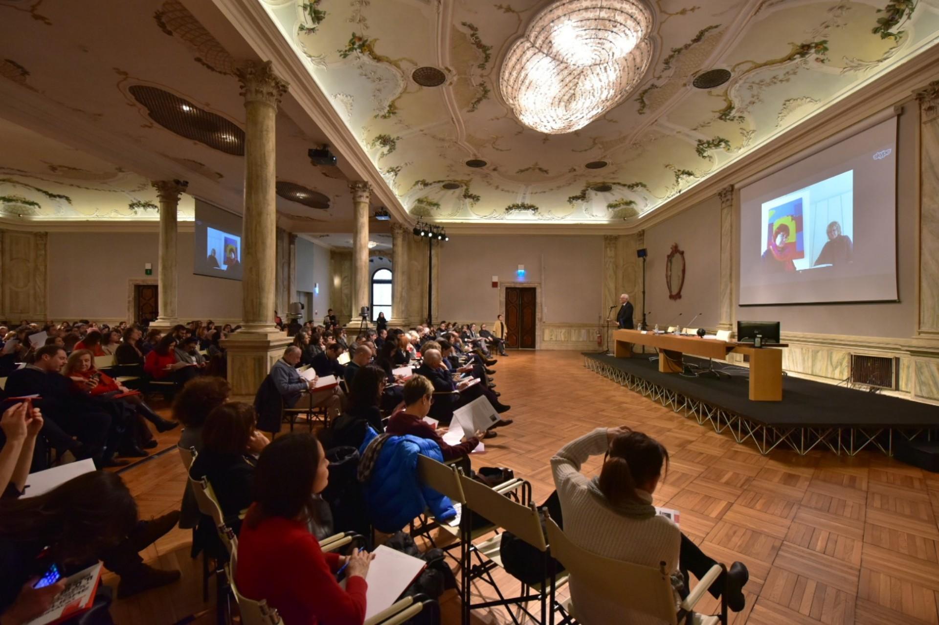 Yvonne Farrell und Shelley McNamara Freespace La Biennale di Venezia