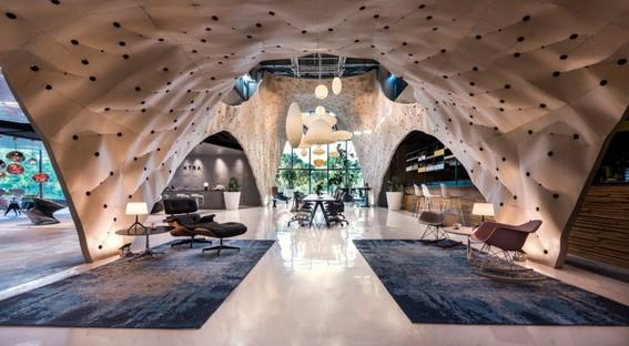 Interior design die Gewinner der Frame Awards in der Westergasfabriek Amsterdam