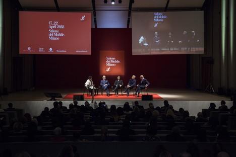 IRIS CERAMICA GROUP auf dem Salone del Mobile Mailand