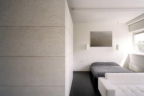 Wohnung und Büro, zwei Innenarchitekturen von Schiattarella Associati