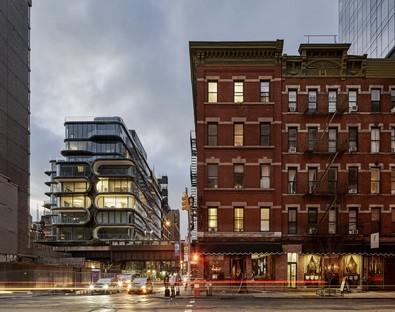 Zaha Hadid Architects 520 West 28th und die Fotos von Hufton+Crow