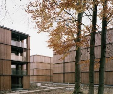 Escherpark und House B Wohnbebauung in Zürich von E2A
