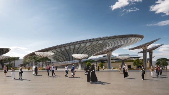 Grimshaw Architects Dubai Expo 2020 Sustainability Pavilion
