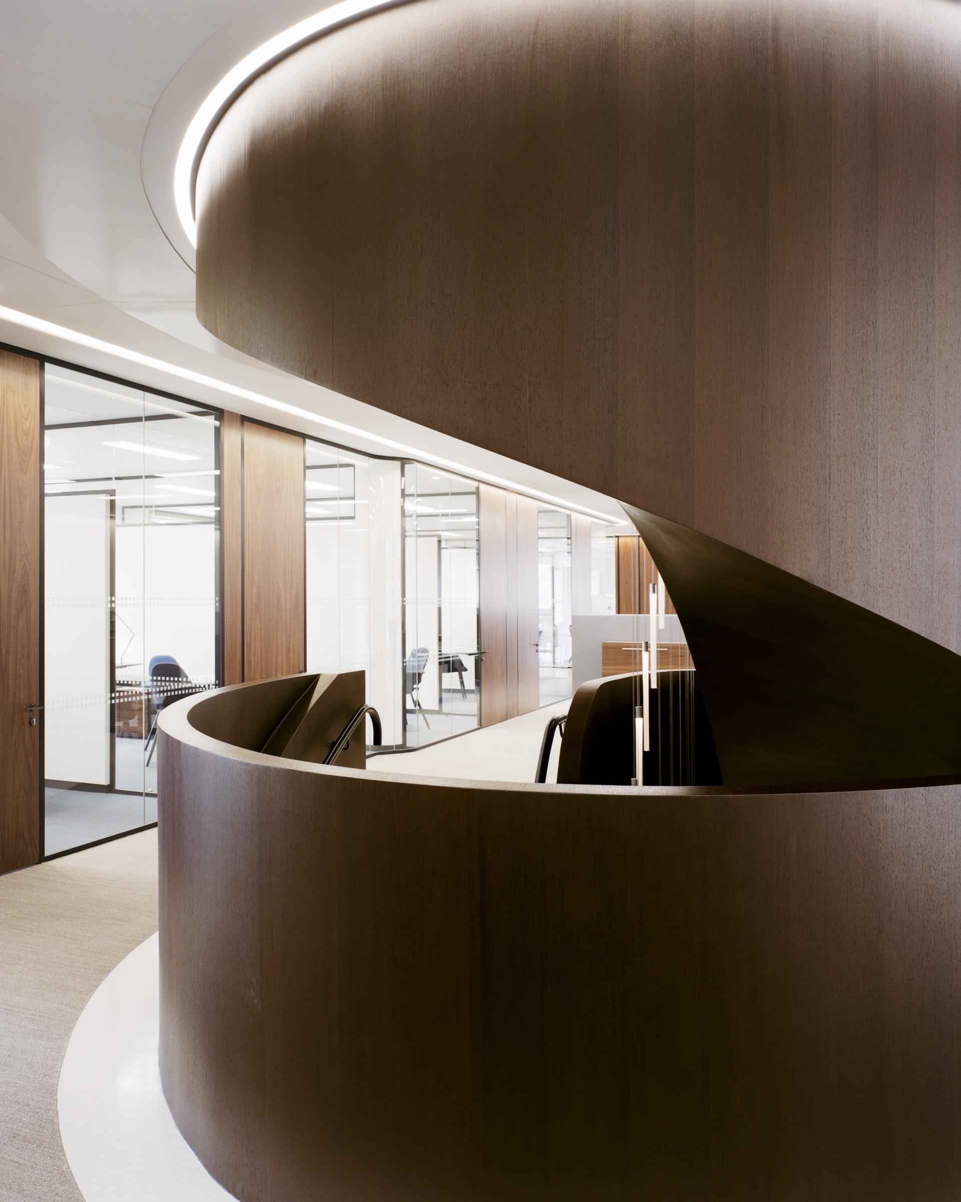 Powerhouse Company und AllesWirdGut zwei Büro-Interieurs