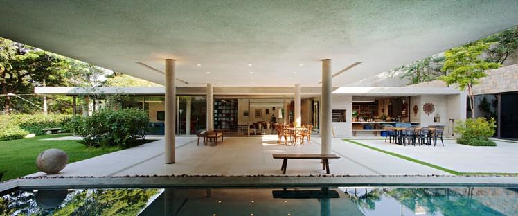 AMZ und Perkins + Will Leben in Symbiose mit dem Garten in São Paulo, Brasilien