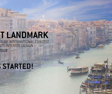 NextLandmark International Contest 2018: Venedig, Hospitality Interior Design