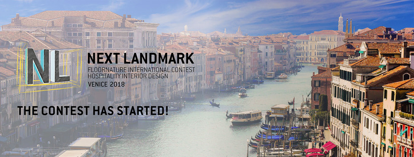 NextLandmark International Contest 2018: Venedig, Hospitality Interior Design