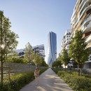 Zaha Hadid Architects Generali Tower Mailand