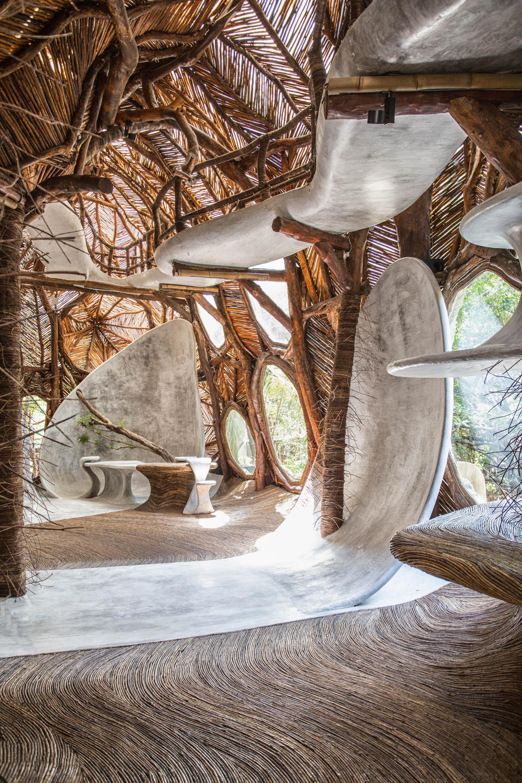 IK LAB neue Galerie fuer zeitgenoessische Kunst in Tulum | Floornature