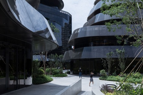 MAD Architects Chaoyang Park Plaza Peking