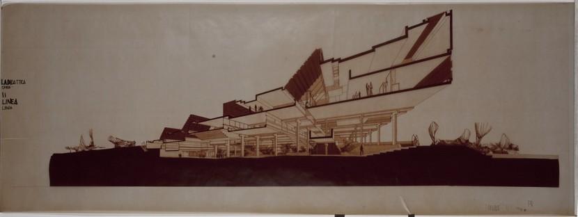 Zwei Ausstellungen: Junya Ishigami in Paris und Bruno Zevi in Rom