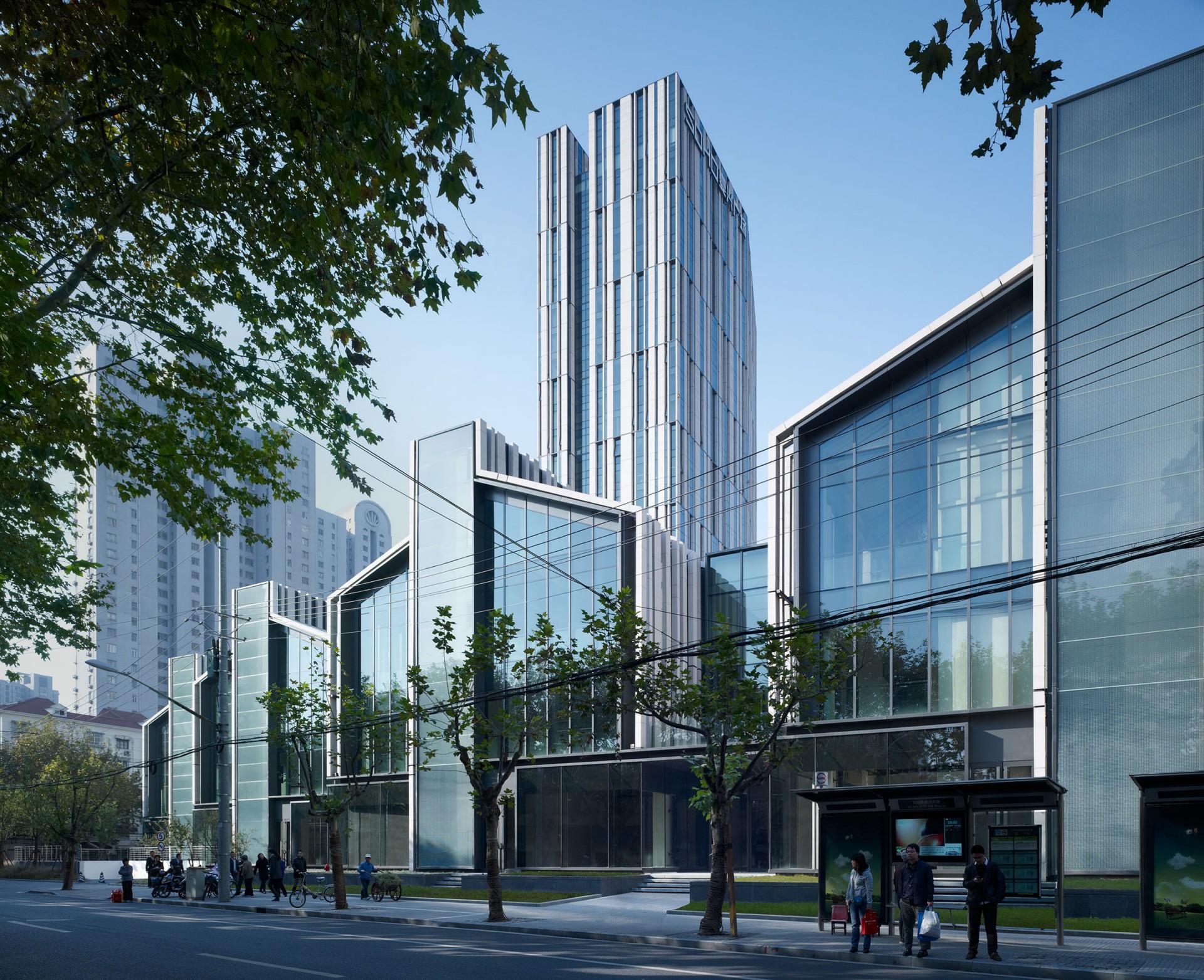 CTBUH Urban Habitat Award Preis für Hochhäuser und urbanes Umfeld