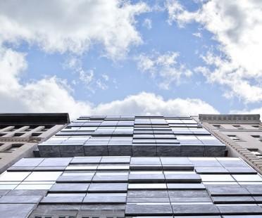 Archi-Tectonics V33 Wohngebäude in Tribeca New York