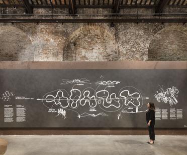 IRIS CERAMICA GROUP -TECHNISCHER SPONSOR DES ITALIENISCHEN PAVILLONS DER 16. INTERNATIONALEN ARCHITEKTURAUSSTELLUNG DER BIENNALE VON VENEDIG<br />