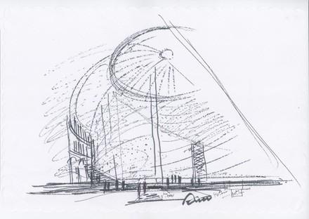 La Bourse de Commerce und Tadao Ando in Venedig