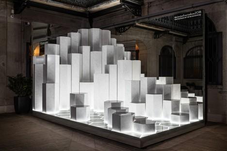 Temporäre Installationen zwischen Natur und Kunst