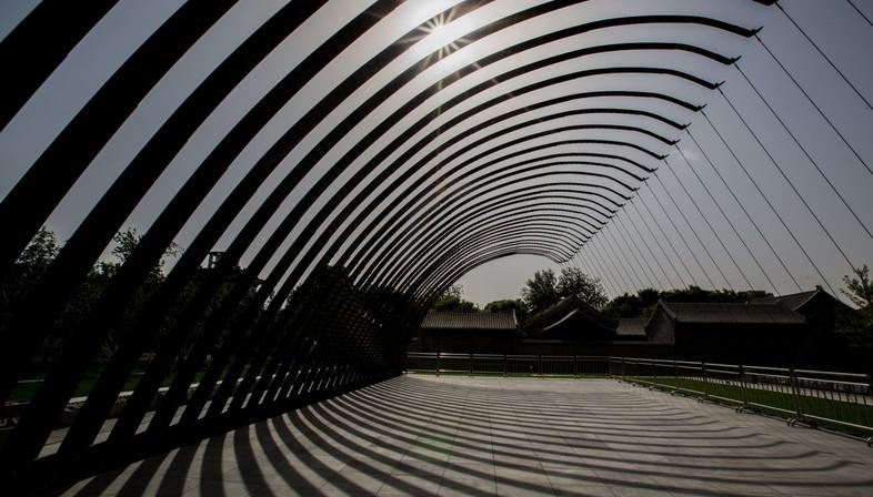 Jiakun Architects erster Serpentine Pavilion Beijing