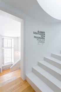 Mostra Álvaro Siza Viagem Sem Programa Lissabon