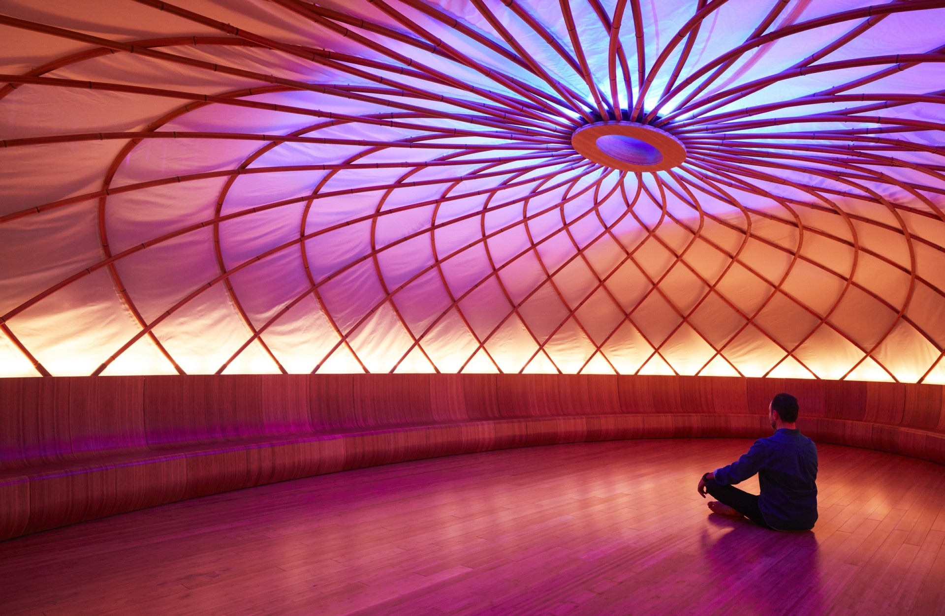 Archi Tectonics Inscape Meditationsräume In New York