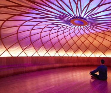 Archi-Tectonics Inscape Meditationsräume in New York
