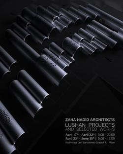 Zaha Hadid Architects Lushan Primary School zwischen China und Mailand