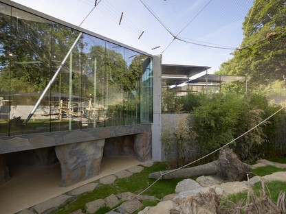 Studio Farris Architects Neue Räume für den Zoo von Antwerpen