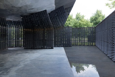 Frida Escobedo Serpentine Pavilion 2018 London