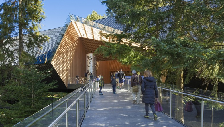 Patkau Architects Audain Art Museum Whistler Kanada