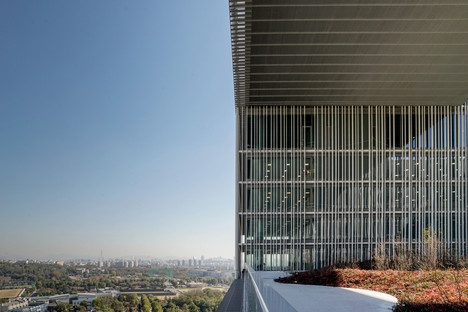 David Chipperfield Architects Amorepacific Headquarters in Seoul