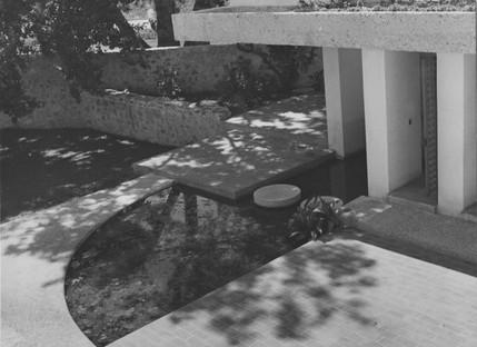 Wright und die organische Architektur, zwei Ausstellungen im Iuav