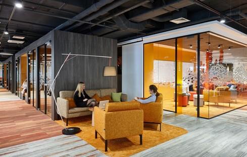 Evolution Design hat für Sberbank einen Firmensitz wie für Google realisiert