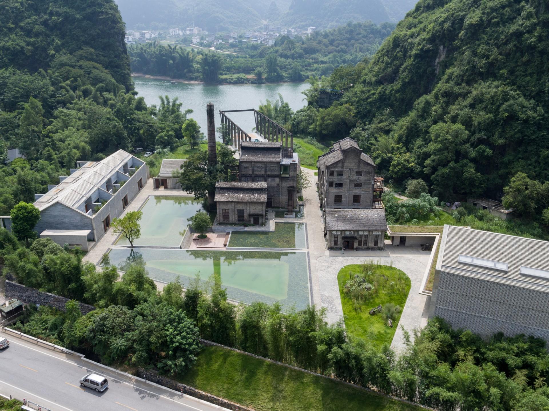 Drei Hotels in China: Einzigartige Erfahrungen und Rückgewinnung der Vergangenheit