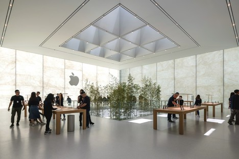 Foster + Partners Apple Cotai Central Macao