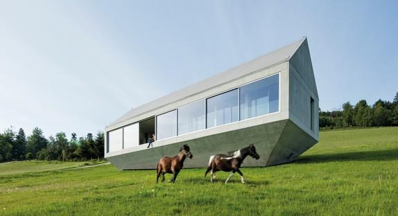 Architektur Galerie Berlin SATELLIT Ausstellung Vita contemplativa