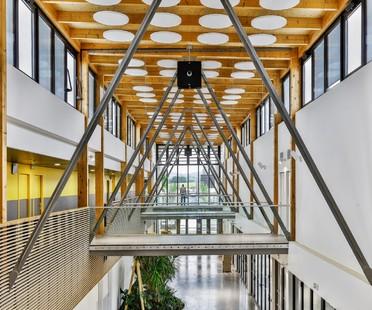 Kardham Cardete Huet Architecture Collège von L'Isle Jourdain