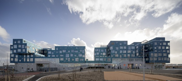 C.F. Møller Architects Copenhagen International School Nordhavn Kopenhagen