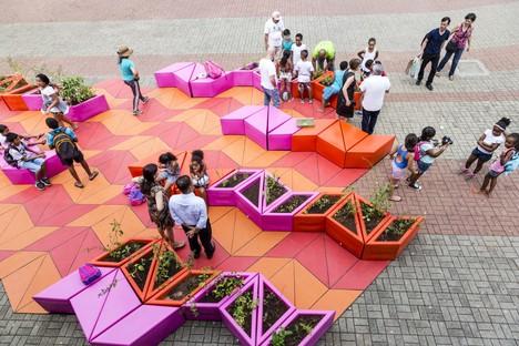Spanien, Brasilien und China, drei verschiedene Projekte zur Stadterneuerung