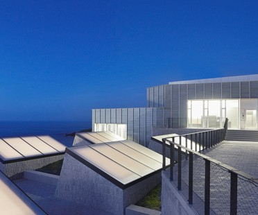 Jamie Fobert Architects die neue Tate St Ives Cornwall