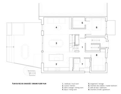 Bessborough Residence von Naturehumaine