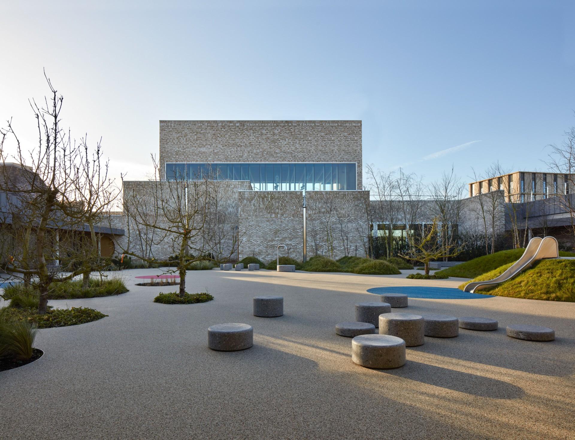 MUMA Storey's Field Community Centre and Nursery Cambridge
