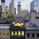 WORKac The Stealth Building Wohnen auf den Dächern von New York