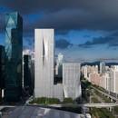 BIG hat den neuen Wolkenkratzer Shenzhen Energy Mansion vollendet